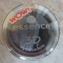 essence 3D eyeshadow, Farbe: 07 irresistible smokey eye