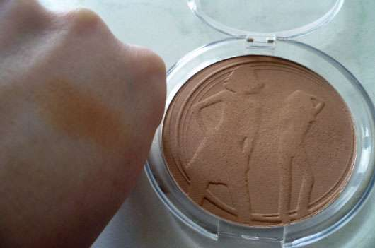 essence sun club matt bronzing powder, Farbe: 01 natural