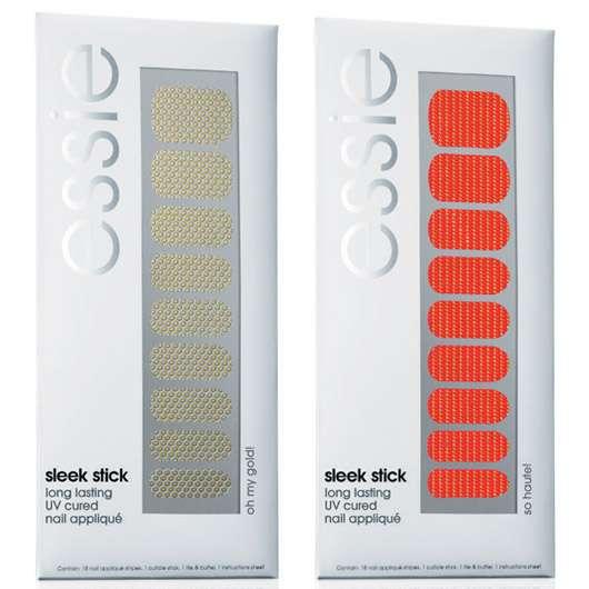 essie sleek sticks collection 2013