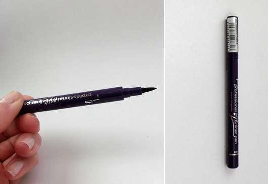 p2 professional eyeliner pen, Farbe 040 dramatic purple