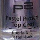 p2 Pastel Protect Top Coat