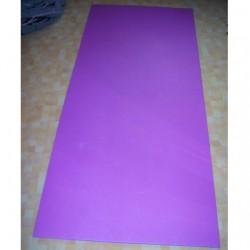 Produktbild zu Penny Gymnastikmatte pink/dunkelgrau