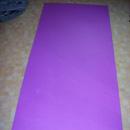Penny Gymnastikmatte pink/dunkelgrau