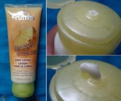 Produktbild zu Fruttini Pineapple Prosecco Body Lotion