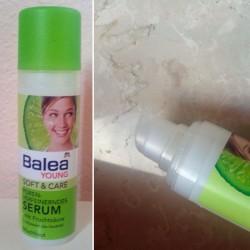 Produktbild zu Balea Young Soft & Care Porenverfeinerndes Serum