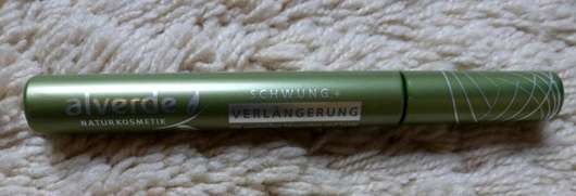 alverde Mascara Schwung + Verlängerung, Farbe: 020 Braun