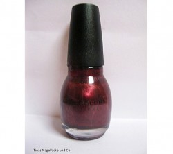 Produktbild zu Sinful Colors Nail Polish – Farbe: Merlot 257