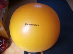 Produktbild zu ENERGETICS Gymnastikball