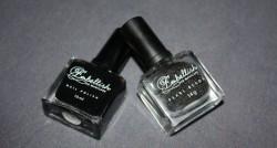 Produktbild zu PRIMARK Beauty Embellish 3D Manicure Nail Polish Set – Farbe: Black