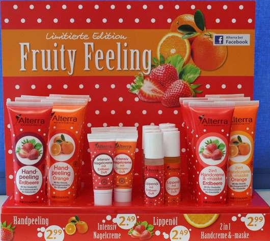"Alterra ""Fruity Feeling"" Limited Edition"