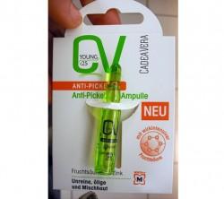 Produktbild zu CV CadeaVera Young <25 Anti-Pickel Ampulle