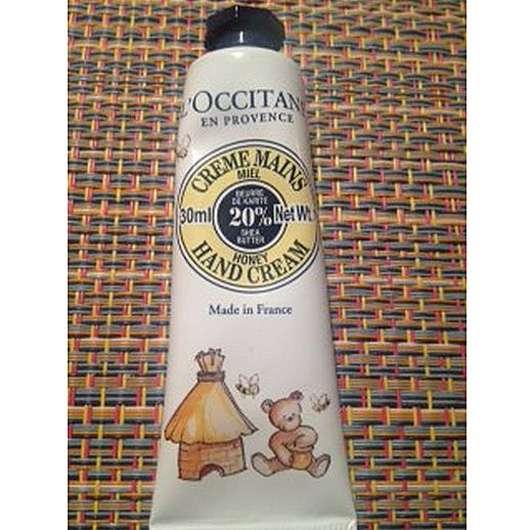 L'Occitane Honey Hand Cream (LE)