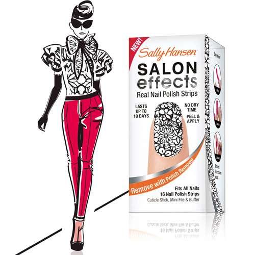 Salon Effects Nagellackstreifen von Sally Hansen