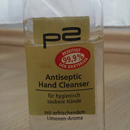 p2 Antiseptic Hand Cleanser