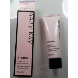 Produktbild zu Mary Kay Timewise Matte-Wear Liquid Foundation – Nuance: Ivory 1
