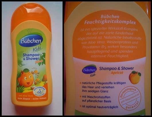 <strong>Bübchen Kids</strong> Shampoo & Shower Apricot