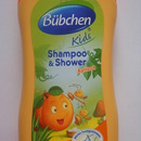 Bübchen Kids Shampoo & Shower Apricot