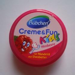 Produktbild zu Bübchen Kids Creme & Fun Himbeere