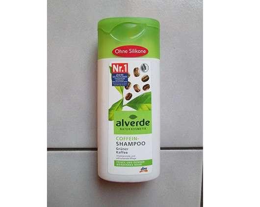 test shampoo alverde coffein shampoo testbericht von lhycia