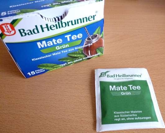 <strong>Bad Heilbrunner</strong> Mate Tee Grün