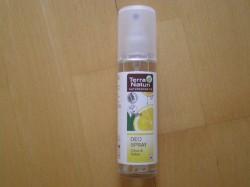Produktbild zu Terra Naturi Naturkosmetik Deospray Citrus & Salbei
