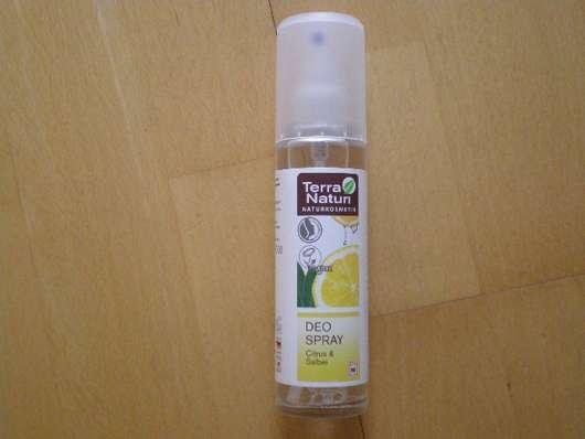 Terra Naturi Deospray Citrus & Salbei
