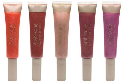 Arabesque Sparkling Lip Gloss
