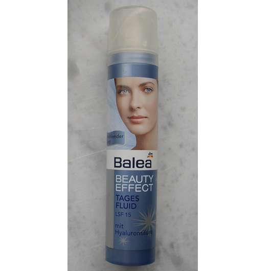 Balea Beauty Effect Tagesfluid LSF 15