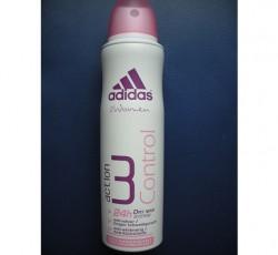 Produktbild zu adidas for women action 3 Control Anti-Transpirant Deo-Spray