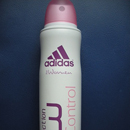 adidas for women action 3 Control Anti-Transpirant Deo-Spray