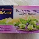 Meßmer Entspannung Hopfen-Melisse Kräutertee
