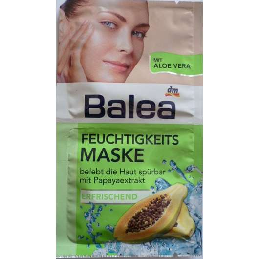aloe vera blackhead maske im test. Black Bedroom Furniture Sets. Home Design Ideas
