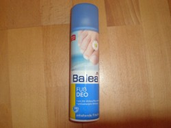 Produktbild zu Balea Fuß Deo 24h