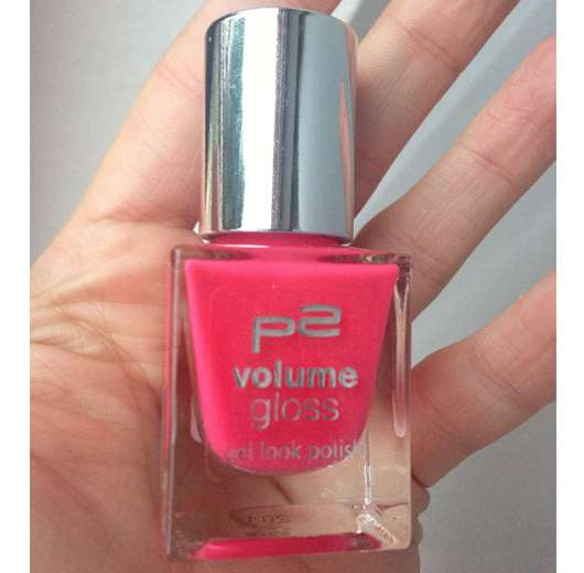 p2 volume gloss gel look polish, Farbe: 070 funky babe