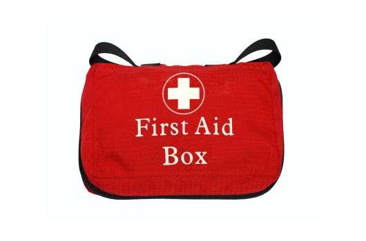 Erst Hilfe für Haut-Notfälle