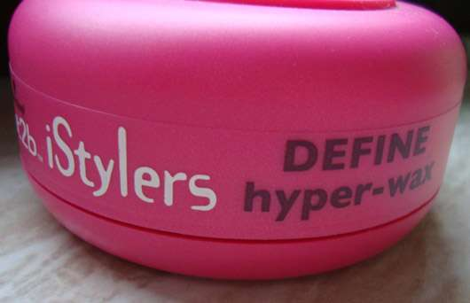got2b iStylers Define Hyper-Wax