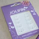Jolifin Nailart Sticker, Design: Easy French 1
