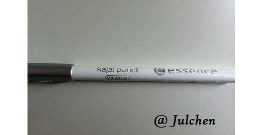 essence kajal pencil, Farbe: 04 white