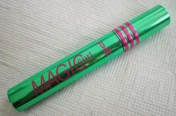 Produktbild zu p2 cosmetics magic curl mascara – Farbe: black shock