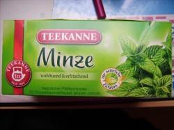 Produktbild zu Teekanne Minze Natürlicher Pfefferminztee