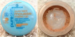 Produktbild zu essence pure skin pure teint mousse make-up – Nuance: 03 nude