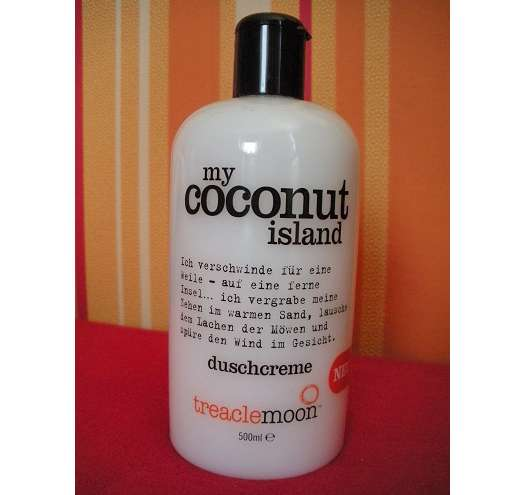 treaclemoon my coconut island Duschcreme