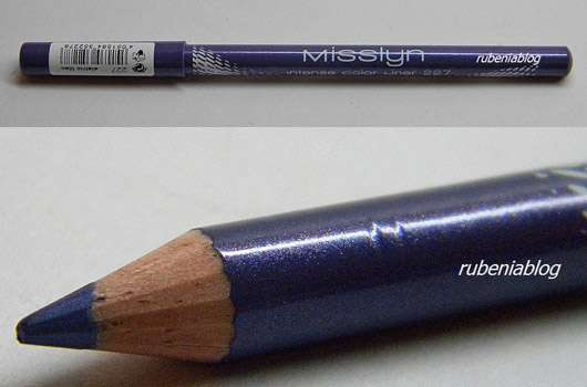 Misslyn intense color liner, Farbe: 227 electric lilac