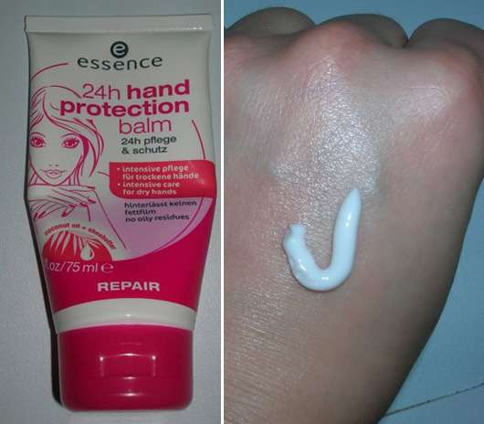 essence 24h hand protection balm repair