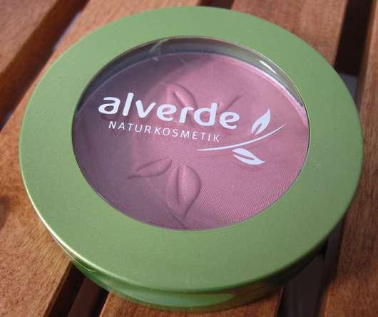 alverde Puderrouge, Farbe: 02 Desert Rose