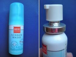 Produktbild zu Merz Spezial Schaum-Maske S.O.S. Hydro-Effekt