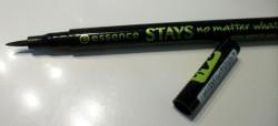 Produktbild zu essence stays no matter what 24h waterproof eyeliner pen