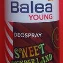 Balea Young Deospray Sweet Wonderland (LE)