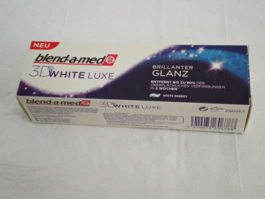 blend-a-med 3D White Luxe Brillanter Glanz Zahncreme