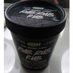 Produktbild zu LUSH Rub Rub Rub (Shower Scrub)